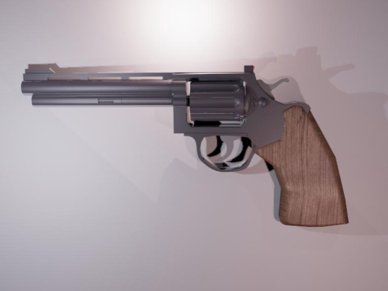 Colt Python 357.