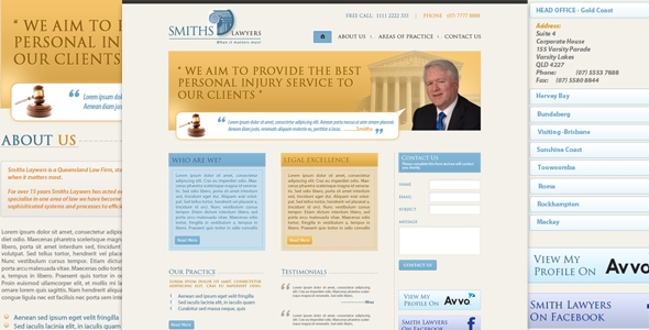 Personal Law website Free Download