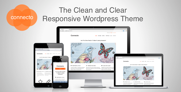 Connecto: Responsive Multi-Purpose Theme