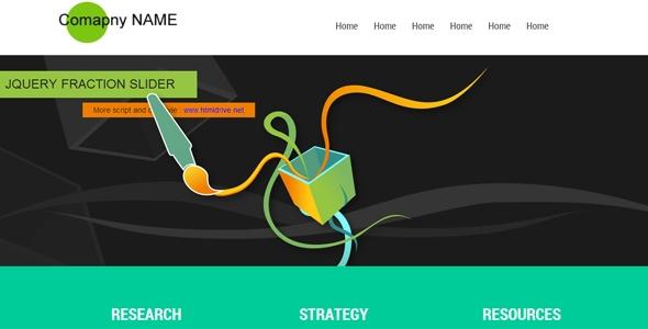 Marketing Agency HTML5 Responsive Template