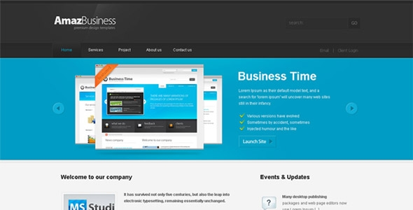 AmazBusiness (Business template)