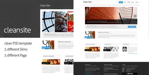 Clean Site Free Download
