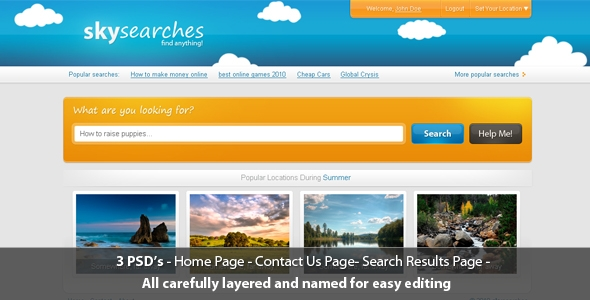 Skysearches Search Engine Free Download