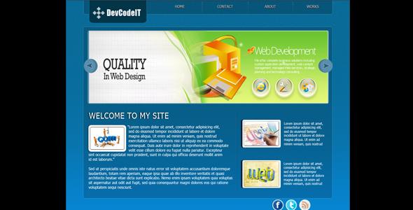 DevCodeIT Design 1 Free Download
