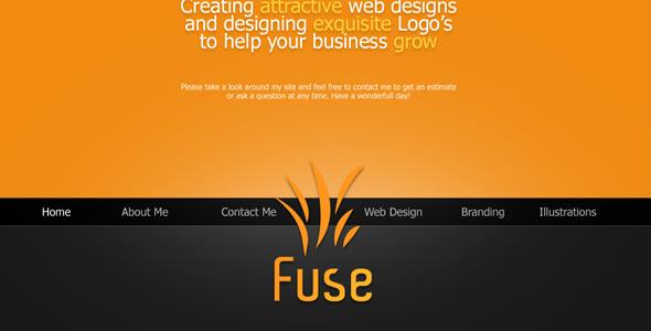 Modern Portfolio Design Free Download