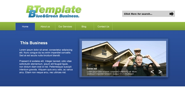 BBTemplate Free Download
