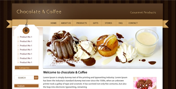 Chocolate Website Free Download