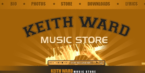 Personal Music store Free Download