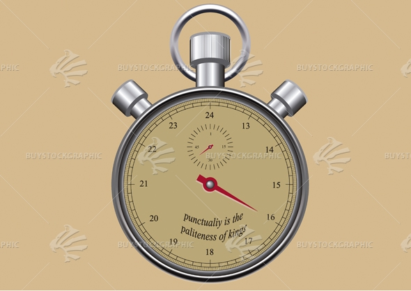 clock or timer