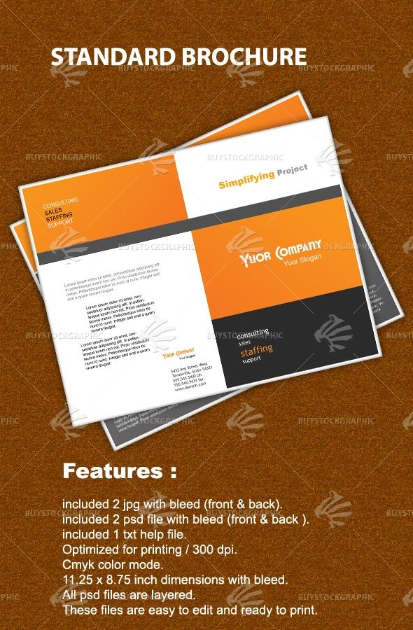 beauty brochures