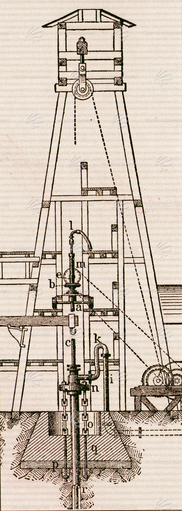 old diagram