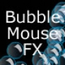 Bubbles mouse effect