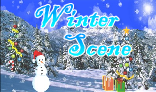 Winter Scene(Christmas Edition v1) (Improved)