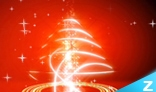 HD Pack Seasons Greetings Stylish Christmas Tree