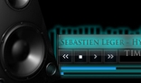 XML MP3 player + EQU + SPEAKER black series