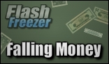 Falling Money - Raining Dollar Bills