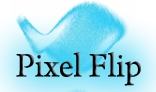 Pixel Flip (simple flash trick)