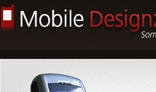 Mobile Designz PSD Template