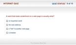 Dynamic XML Flash Quiz