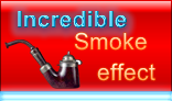 Incredible smoke effect