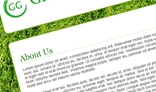 Green Grass Business Template