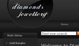 SDJ Jewellery HTML SHOPPING CART TEMPLATE