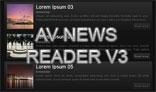 AV News Reader V3