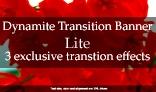 Dynamite Transition  Banner Lite