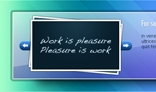 WorkaHolic portfolio PSD template