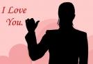 I love you - animated greeting card