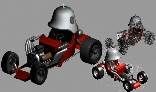 Red Baron Hot Rod