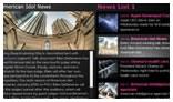 HTML XML AutoPlay News List AS2