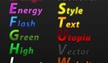 26 Alphabetical Text Styles