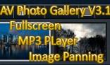 AV Photo Gallery V3.1 - Resizable