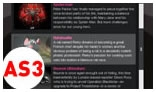HTML XML News List AS3