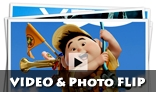 Video & Photo Flip - Image and Video Gallery