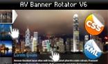 AV Banner Rotator V6 with XML & CSS