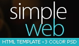 Simple Web - Premium WebSite Template