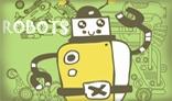 Cartoon robots - part2