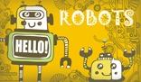 Cartoon robots - part3