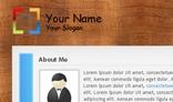 Wood vCard Portfolio