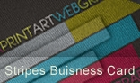 Stripes Buisness Card