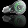 Recycle Energy Lightbulb