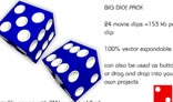 Big Dice Pack