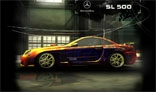 Moving Lines - Smoke - NFS Carbon Effect