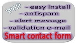 smart contact form