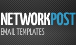 Networkpost - Email Template