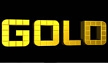 Gold 3D Vector Animation