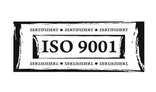 Set of ISO stamps