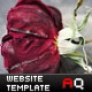 Website Template with XML